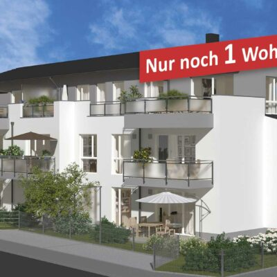 Letzte Wohnung in Kissing